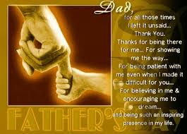 fathers day thank you dad